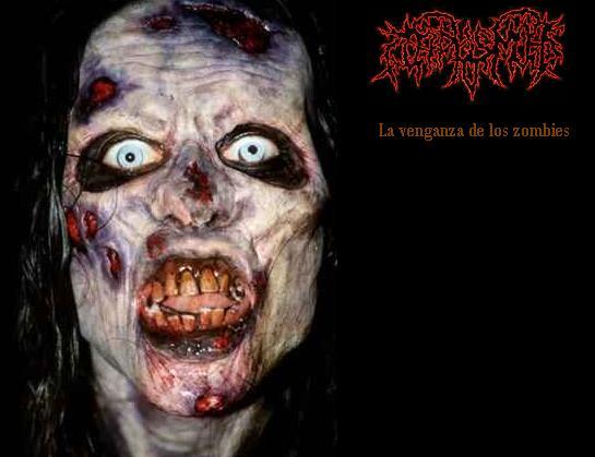 Corpus Mors - La venganza de los Zombies
