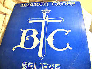 Barren Cross - Believe