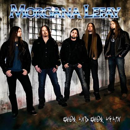 Morgana Lefay - Over and Over Again