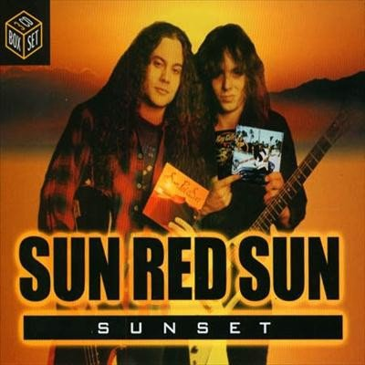 Sun Red Sun - Sunset