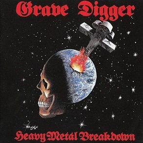 Grave Digger — Heavy Metal Breakdown (1984)