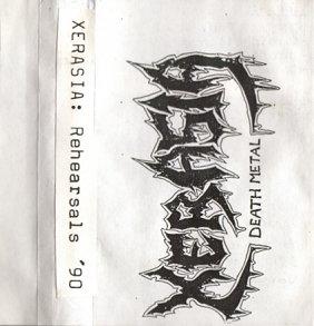 Xerasia - Rehearsals '90