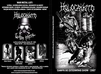 Holocausto - Campo de Exterminio Show - 1987