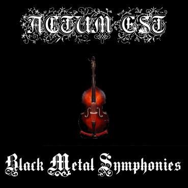 <br />Actum Est - Obscure Symphonies Into The Black Mantle