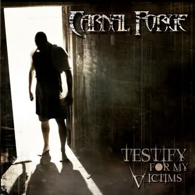 Testify for My Victims cover (Click to see larger picture)