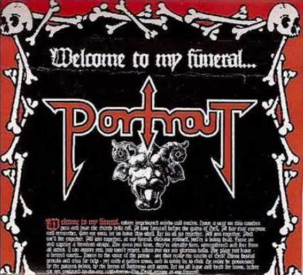 Portrait - Welcome to My Funeral