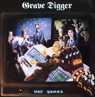 Grave Digger — War Games (1986)