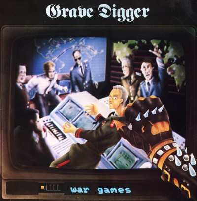 Grave Digger - War Games