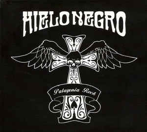 Hielo Negro - Patagonia rock