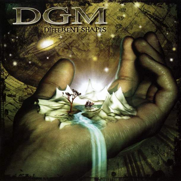 DGM - Different Shapes