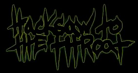 Hacksaw to the Throat - Logo