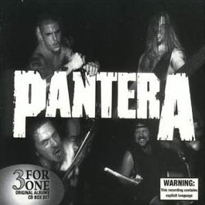 Pantera - 3 for One