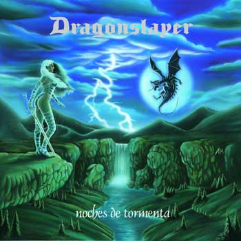 Dragonslayer - Noches de tormenta