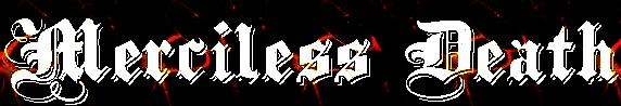 Merciless Death - Logo
