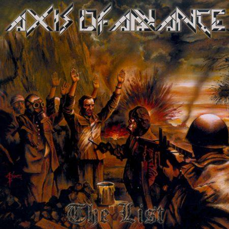 Axis of Advance - The List