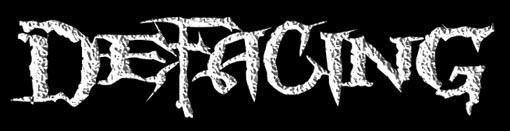 Defacing - Logo