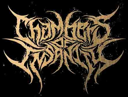 Chambers of Insanity - Logo