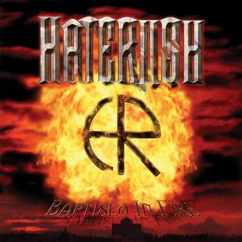 Haterush - Baptised in Fire