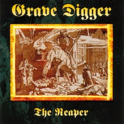 Grave Digger — The Reaper (1993)