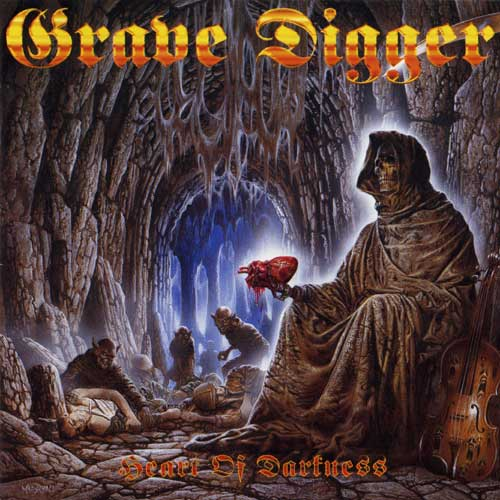 Grave Digger - Heart of Darkness
