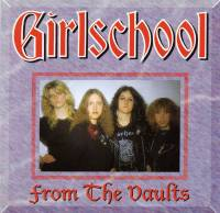 Girlschool - From the Vaults