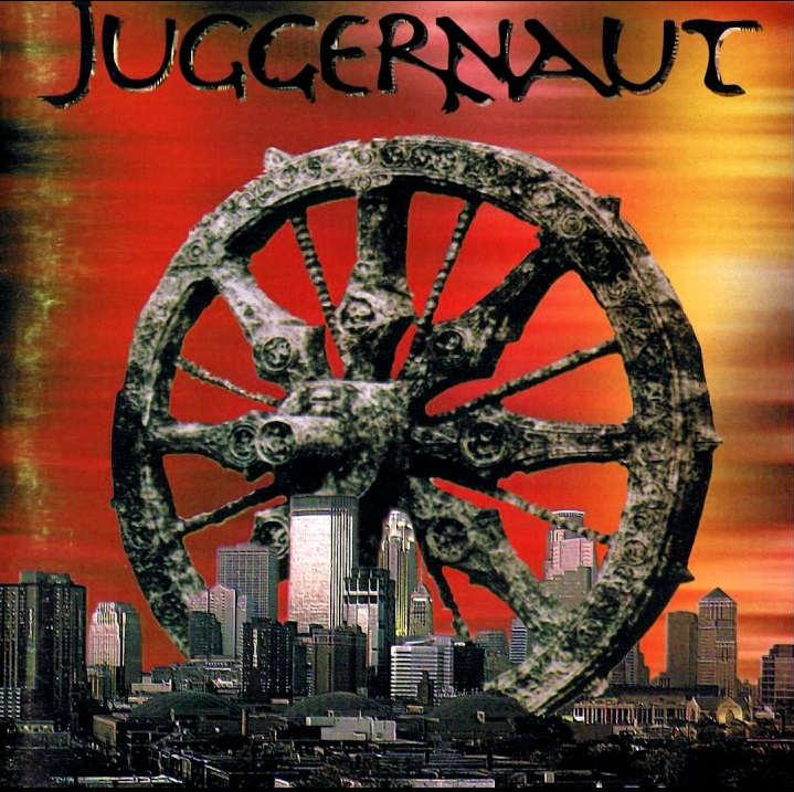 Juggernaut - Black Pagoda
