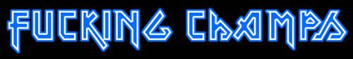 The Fucking Champs - Logo