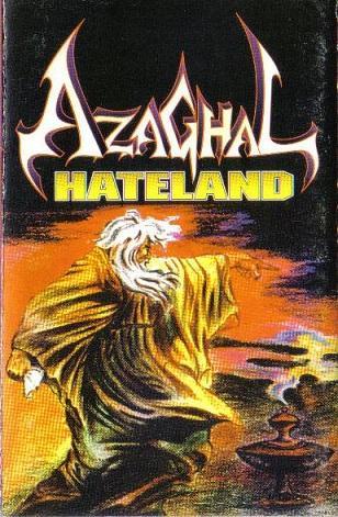 Azaghal - Hateland