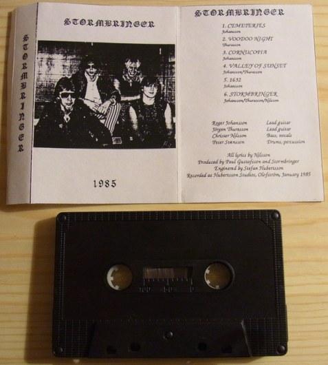 Stormbringer - Stormbringer 1985