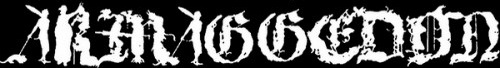 Armaggedon - Logo