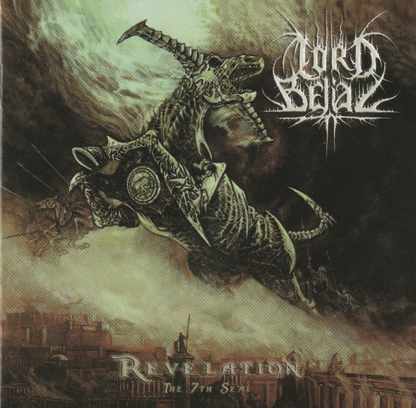 Lord Belial - Revelation - The 7th Seal