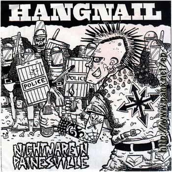Hangnail - Nightmare in Painesville