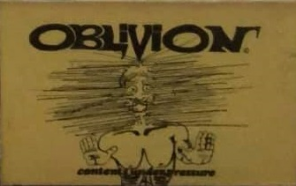 Oblivion - Contents Under Pressure