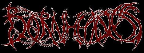 Born Headless - Logo