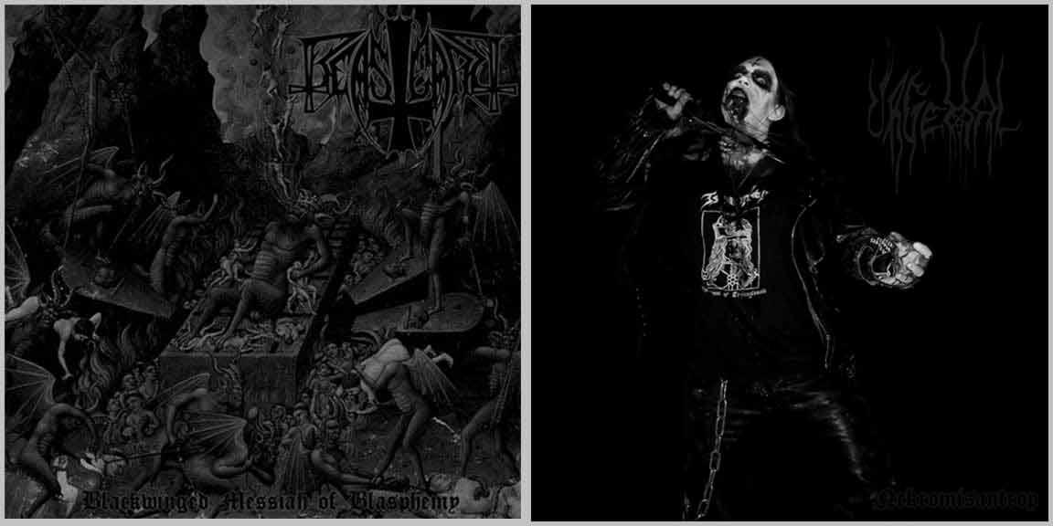 Urgehal / Beastcraft - Satanisk Norsk Black Metal