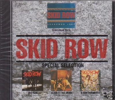 Skid Row - Special Selection