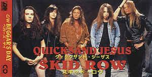 Skid row quicksand jesus lyrics