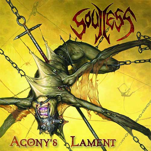 Soulless - Agony's Lament
