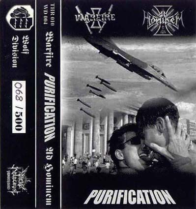 Ad Hominem / Warfire - Purification