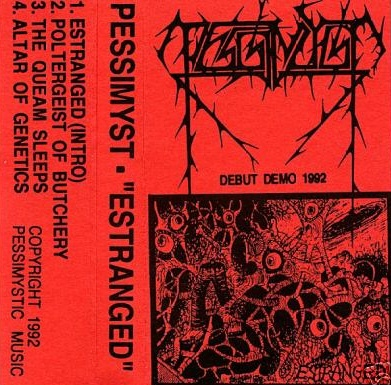 Pessimyst - Mortal Residue