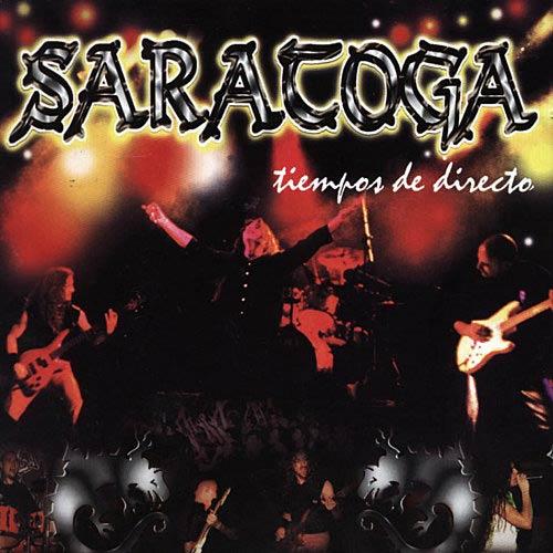 Saratoga - Tiempos de directo