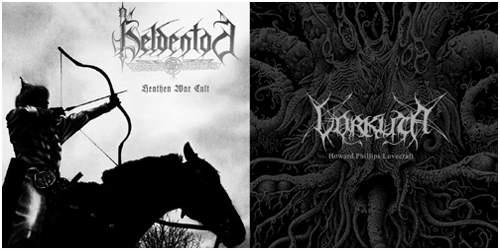 Vorkuta / Heldentod - Howard Phillips Lovecraft / Heathen War Cult