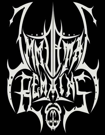 Immortal Remains - Logo