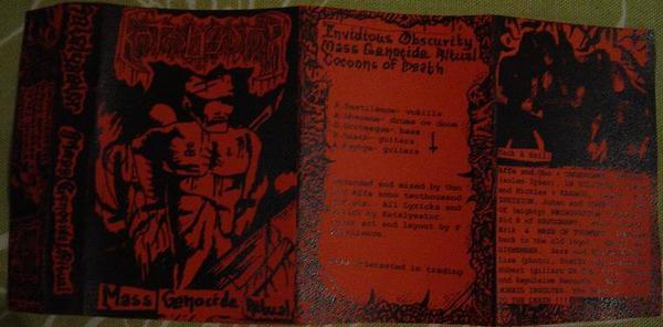 Katalysator - Mass Genocide Ritual