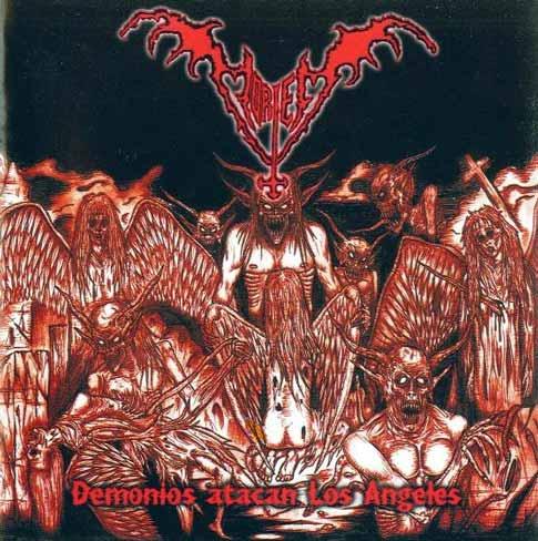 Mortem - Demonios atacan Los Ángeles