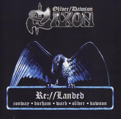 Oliver/Dawson Saxon - Re://Landed