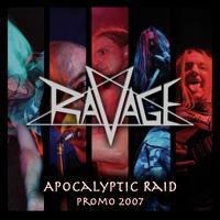 Ravage - Apocalyptic Raid - Promo 2007