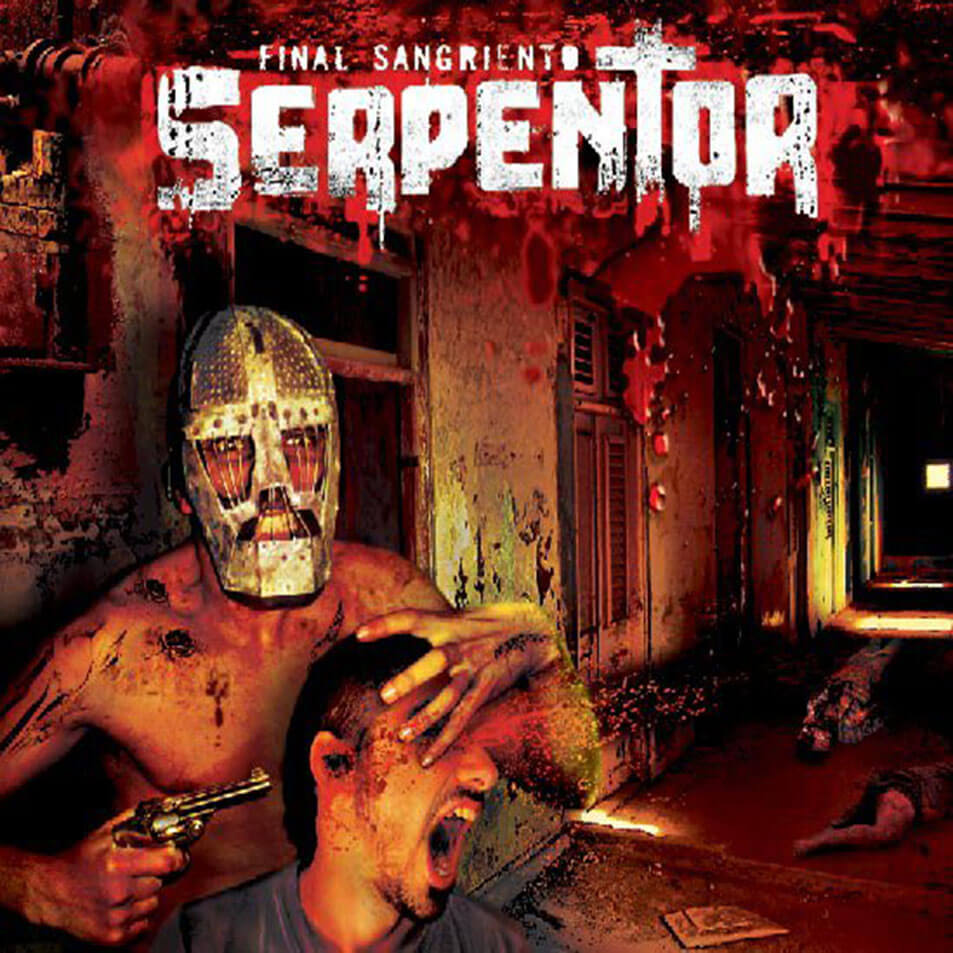 Serpentor - Final sangriento