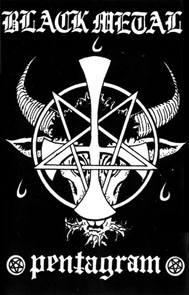 Black Metal - Pentagram