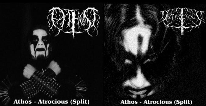 Athos / Atrocious - Athos / Atrocious